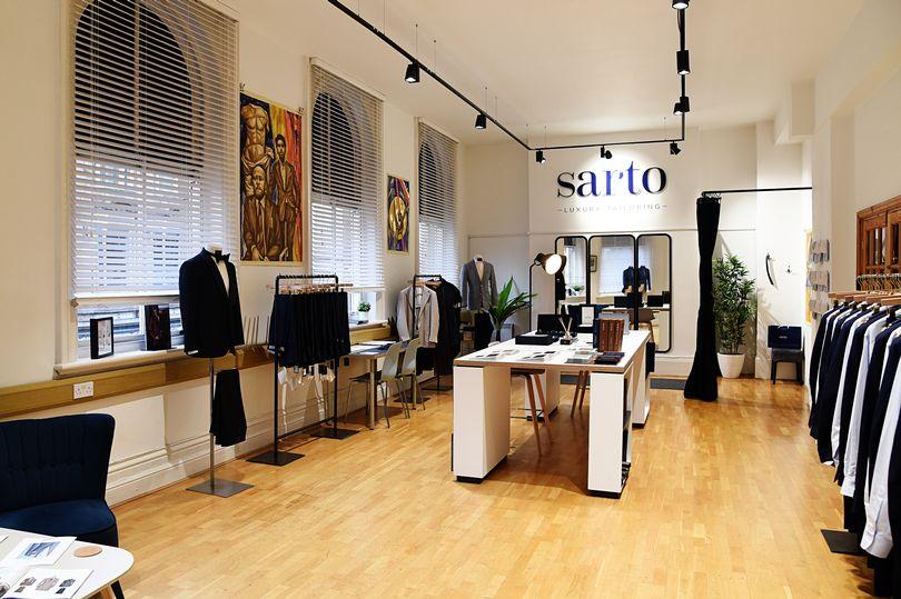 Dress to impress at Sarto Luxury Tailoring