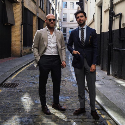 Style Tips by Sarto Luxury Tailoring: Creating Your Suit Wardrobe